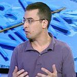 Raanan Eichler, professor, DNI, tel aviv university