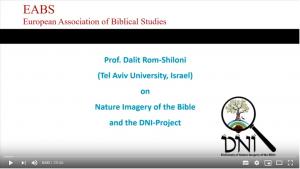 EABS Dalit Rom-Shiloni